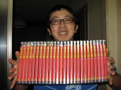 北斗の拳 DVD全26巻