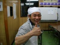 中華料理屋のマスターみたいなカワムラさん