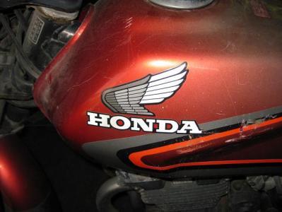 バイク/ホンダCBX250