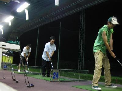 ゴルフ・ワールド/大胡町