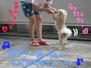 愛のダンス♡