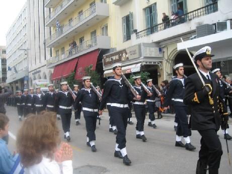 海兵隊のグループ