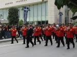 パレードの楽隊