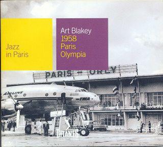 Art Blakey: 1958 Paris Olympia