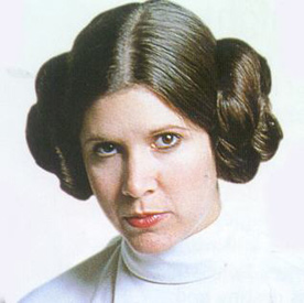 leia head phone