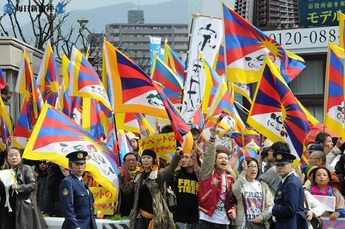チベット旗1