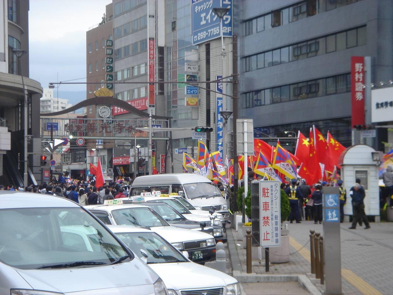チベット旗2