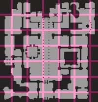 BBガーターマップ(海底神殿)