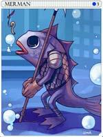 半漁人カード