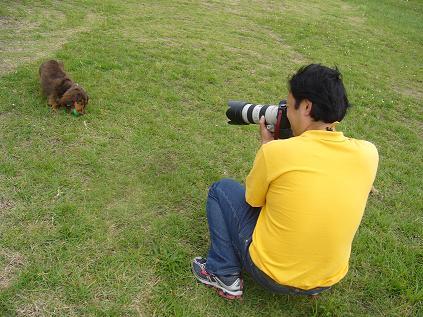 松室カメラマン