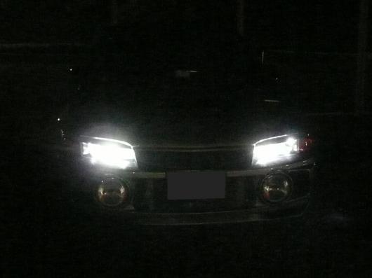 LEDのみですよ!