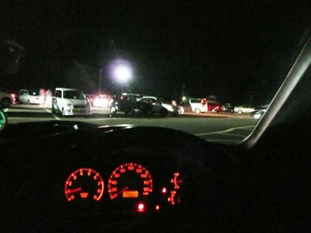 競艇場 駐車場