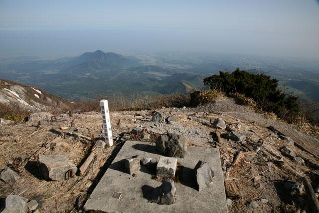 三角点からの眺望