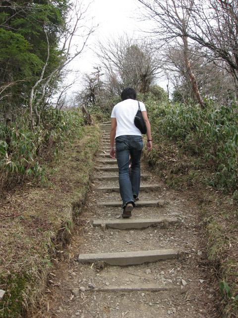 登りはじめ