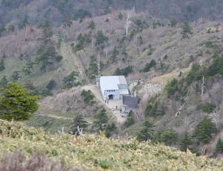 登山リフト