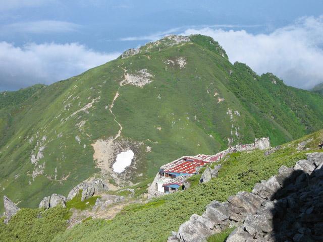 頂上木曽小屋