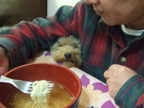 ら~めんも食べたい