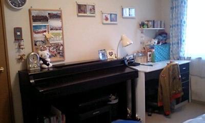 机&ピアノ~