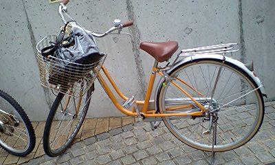 自転車4代目