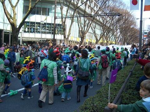 東京パレード3月16日 020