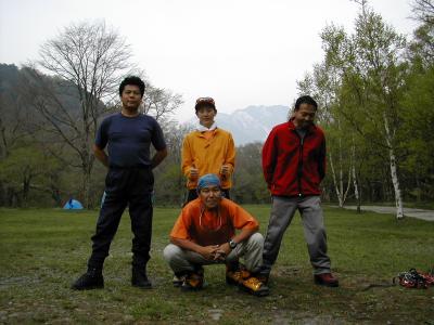 槍ヶ岳(東鎌尾根)・八ヶ岳(厳冬期 065