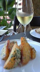 ポテトとワイン