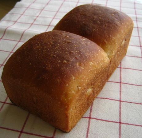 基本の食パン4