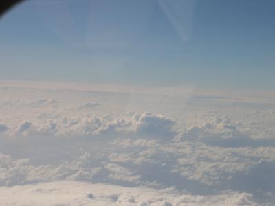 7 飛行機から2