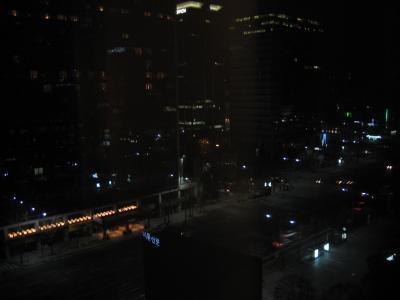 ホテル窓から2