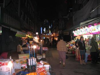 3 南大門市場夜
