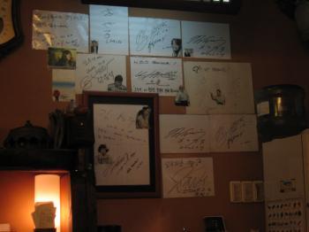 3 焼肉店サイン