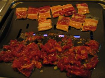 3 焼肉 肉1