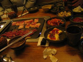 3 焼肉 肉2