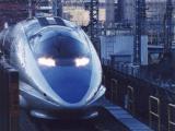 東京駅に進入する500系02