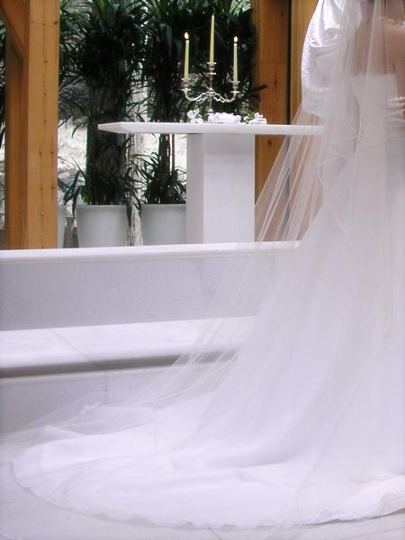 純白の花嫁
