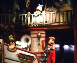ドナルドのボートビルダー1