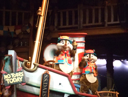 ドナルドのボートビルダー2