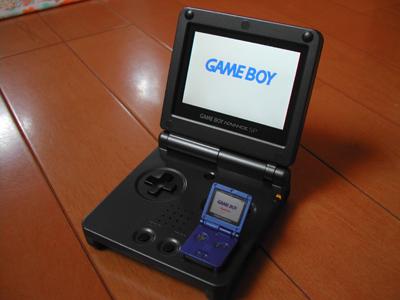 親子ゲーム機