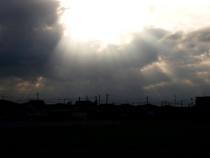 夕日kurobar8