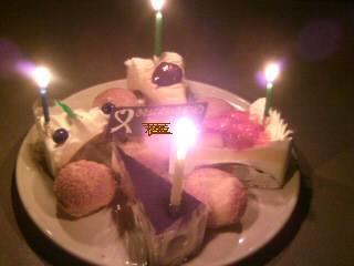 22誕生日