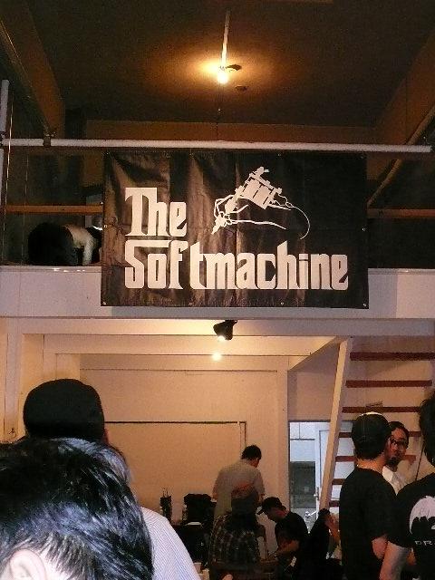 SOFTMACHINE展示会