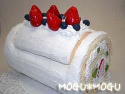 ロールケーキ型・小物ケース