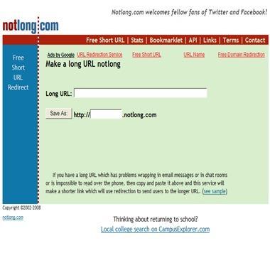 notlong.com