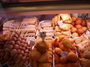 サンドイッチ屋の総菜