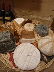 ロウソクチーズ