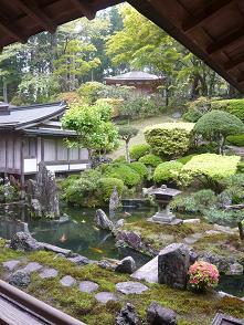 一乗院の中庭②