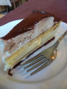 ティラミスのケーキ