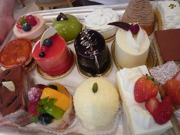 和光のお菓子