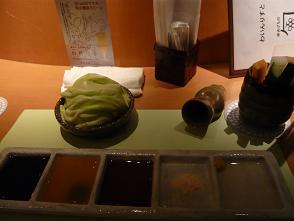 串カツのソース