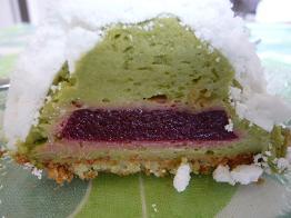 エルメのケーキ